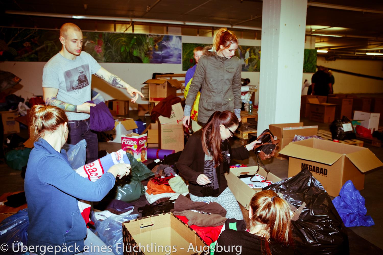 Laufsteg Fashionshow 2014